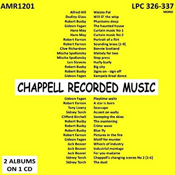 Chappell's Library LPC326-337