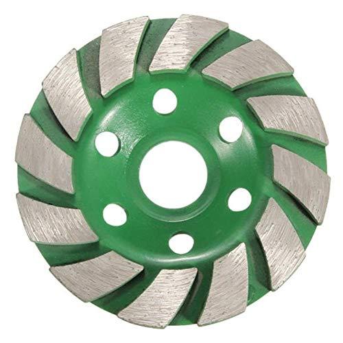 ShiSyan Abrasives 100mm Diamant-Schleif Cup Radscheibe Betonmauerstein Werkzeug Werkzeug Schleifmittel