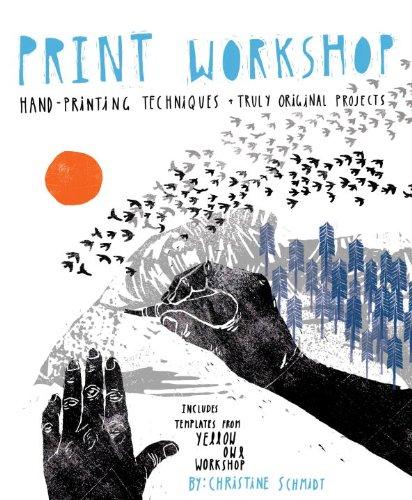 Print Workshop (English Edition)