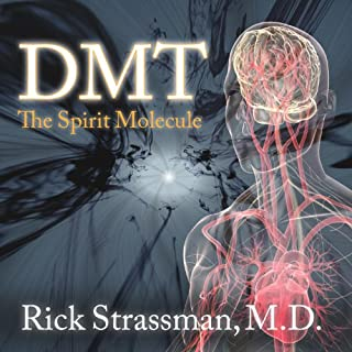 DMT: The Spirit Molecule audiobook cover art