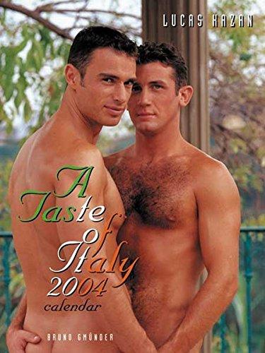 A Taste of Italy 2004 Calendar