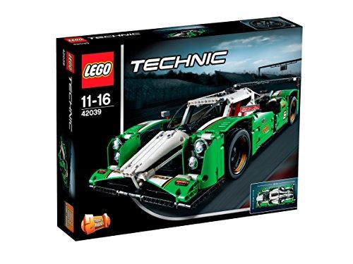 LEGO - Deportivo de Carreras de Resistencia, Multicolor (42039)