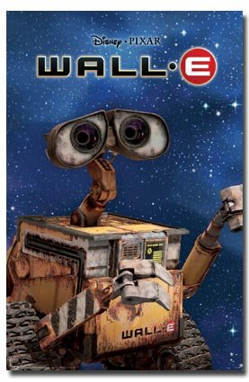 BEYONDTHEWALL Archive Wall-E Close Up Children's Animated Comedy Sci-Fi Movie Film Print Poster (22X34 UNFRAMED Poster)