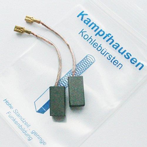 1 Paar Kohlebürsten für Black & Decker KG 65 A,KG 72,KG 72 A,KG 90, KG 90 A NEU