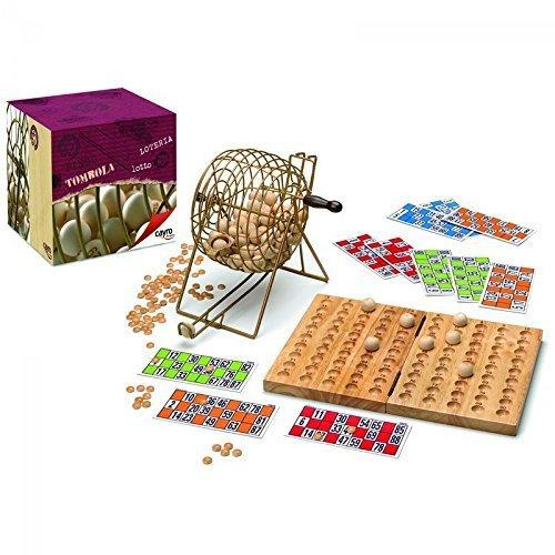 Cayro Deluxe Bingo Game by Cayro