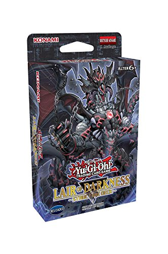 Konami YU-GI-OH! Lair of Darkness - Structure Deck - Deutsch [German Version]