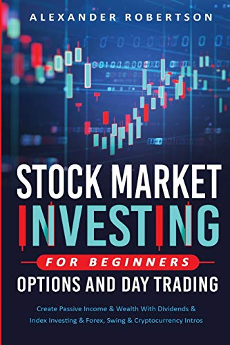 51ND32k06jL - Stock Market Investing For Beginners, Options And Day Trading