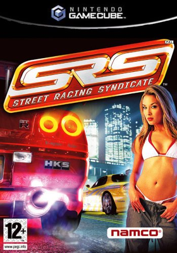 SRS Street Racing Syndicate [ Game Cube - Edizione: Germania]