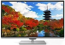 Description du produit: Toshiba 40L7333DF Taille de l'écran: 102cm (40 pouces) Type HD: LED Edge Full HD Puissance évaluée de RMS: 20 W Fonctions:Smart TV et 3D active