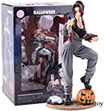 LIFHl 21CM Japan Anime Removable Limited Edition Illustrator Horror Bishoujo Statue Halloween Michael Myers Figure PVC Collectible Model Toy Adult Gift Halloween Michael Myers