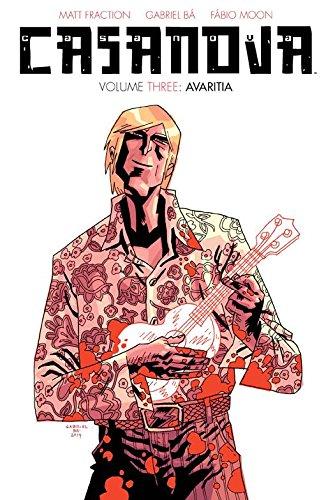 Casanova The Complete Edition Volume 3: Avaritia.