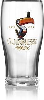 Guinness Toucan Pint Glass, 1 pack