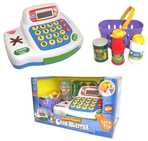 Keenway Industries Caja Registradora Electronica: Amazon.es: Juguetes y juegos