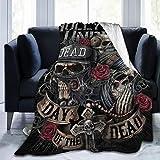 Hollywood Undead Cool Blanket Throw Size Ultra Soft Flannel Fleece Blankets Warm Cozy Comforter Blankets Fall Winter Bedroom Blanket 50'x40'