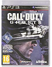 Call Of Duty Ghosts Free Fall Edition (Ps3)