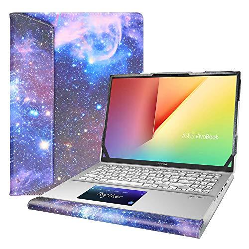 Alapmk Specialmente Custodia Protettiva per 15.6' ASUS VivoBook S15 S532FA S532FA-DB55/ASUS VivoBook 15 F512DA F512FA F512DA-EB51 F512FA-AB34(Not Fit ASUS VivoBook S15 S530UN S510UA),Galaxy