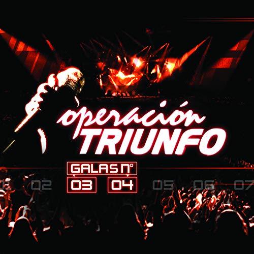 Operación Triunfo (OT Galas 3 - 4 / 2006)
