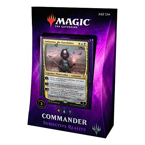Magic: the Gathering - Commander 2018 - Subjective Reality