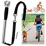 Videosystem Dog Hands Free Leashes,Dog Bike Leash,Dog Bicycle Exerciser Leash for Exercising...