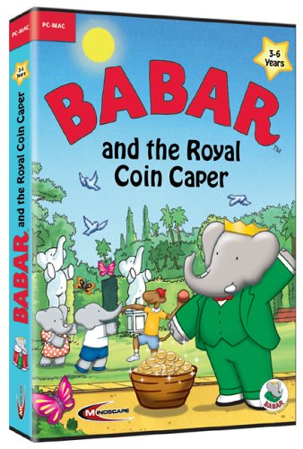 BABAR - AND THE ROYAL COIN CAPER