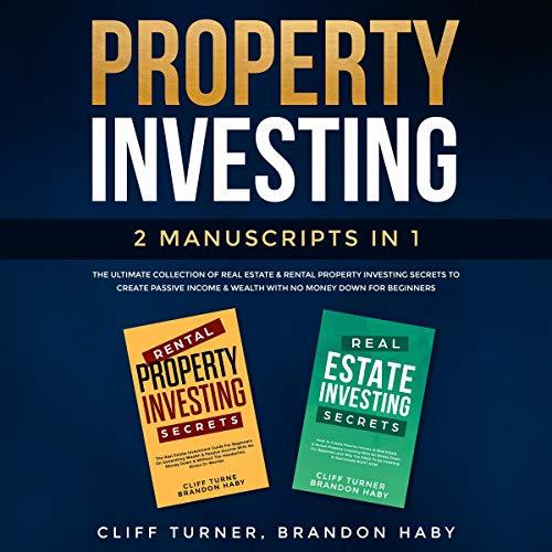 Page de couverture de Property Investing