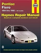 Pontiac Fiero, 1984-1988 (Haynes Manuals)
