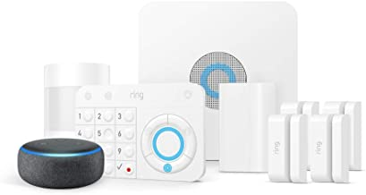 ring 8 piece alarm