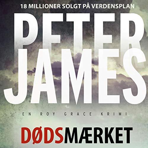 Dødsmærket audiobook cover art