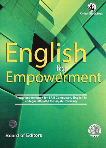 English for Empowerment (Punjab University)