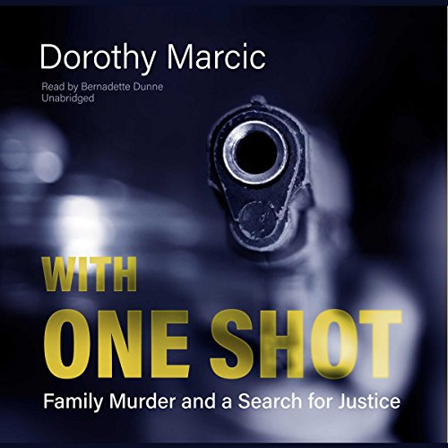 With One Shot audiobook cover art
