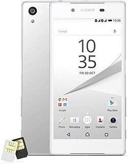 Sony Xperia Z5 E6683 32GB White, 5.2