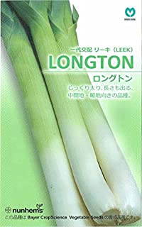 丸種 リーキ LONGTON 約70粒