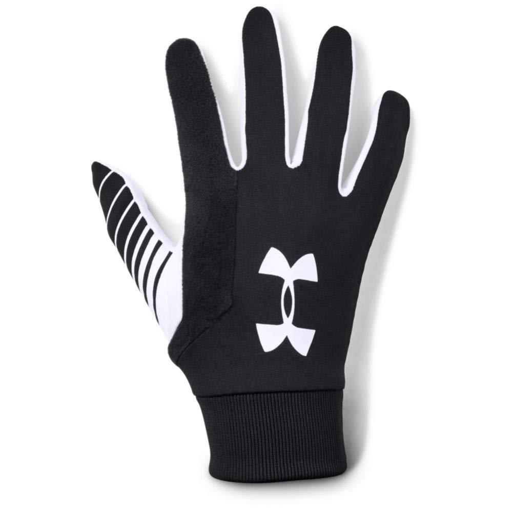 Under Armour Herren Field Player 2.0 Handschuhe, Schwarz, X-Large