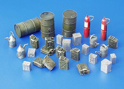 accessoires de parcs de stockage Allied WW II (01h35)