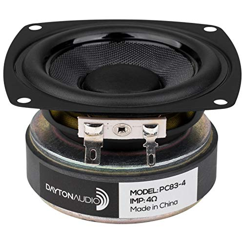 Dayton Audio PC83-4 3' Full-Range Poly Cone Driver