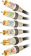 Acoustic Research PR-136 Pro II Series 5.1 Sacd/DVDa Audio Cable Set (Discontinued by Manufacturer)