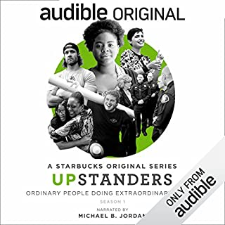 Upstanders: Season 1 (FREE)                   By:                                                                                                                                 Howard Schultz,                                                                                        Rajiv Chandrasekaran                               Narrated by:                                                                                                                                 Michael B. Jordan                      Length: 2 hrs and 19 mins     692 ratings     Overall 4.3