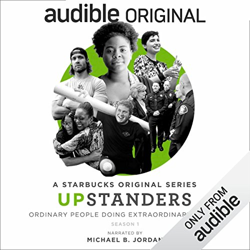 Upstanders: Season 1 (FREE) audiobook cover art