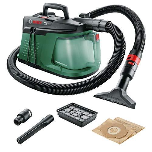 Bosch Home and Garden 06033D1000 Aspiratore Compatto, 700 Watt, W, Verde