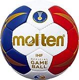 Ballon Molten officiel France handball 2017 taille 3