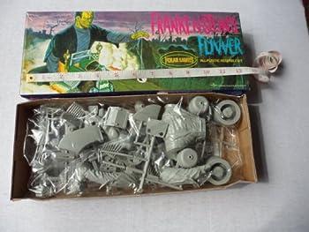 Frankensteins Flivver Model Kit Sealed