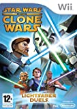 Star Wars The Clone Wars: Lightsaber Duels (Nintendo Wii) [Import UK]