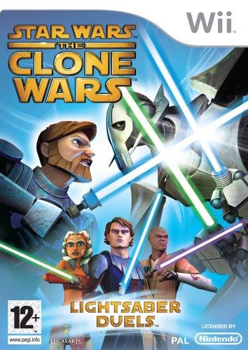 Star Wars: The Clone Wars - Lightsaber Duels [UK-Import]