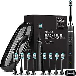 最佳电动牙刷品牌- Aquasonic