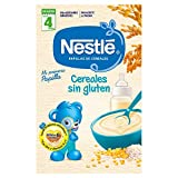 Nestle Papillas Cereales sin Gluten, Pack de 5