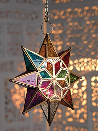 Authentic Moroccan STAR Lanterns...