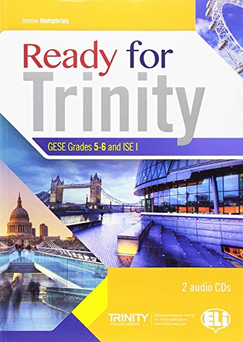 READY FOR TRINITY 5 6 LEVEL WITH AUDIO CD (Certificazioni)