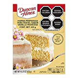 Duncan Hines Signature Perfectly Moist French Vanilla Cake Mix, 15.25 OZ