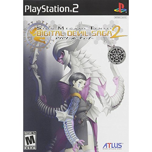 [Import Anglais]Shin Megami Tensei Digital Devil Saga 2 Game PS2