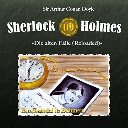 Ein Skandal in Böhmen (Sherlock Holmes - Die alten Fälle 9 [Reloaded]) Titelbild